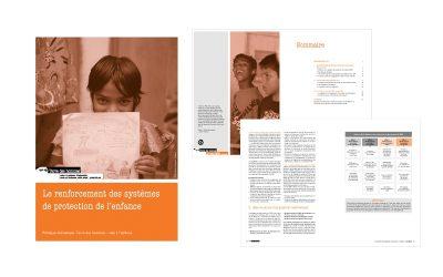 Terre des hommes, brochure institutionnelle