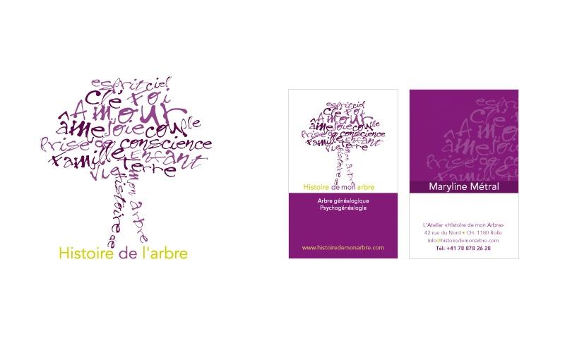 Coporate Histoire de l'arbre