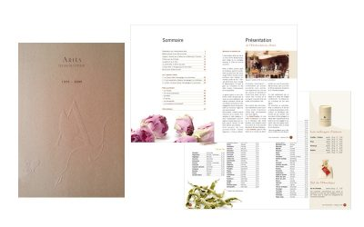 Catalogue Ariès Herboristerie