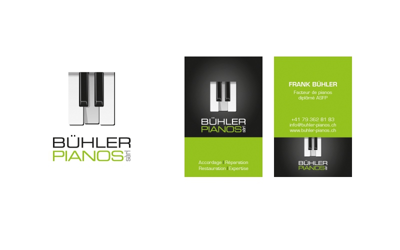 Corporate Bühler pianos
