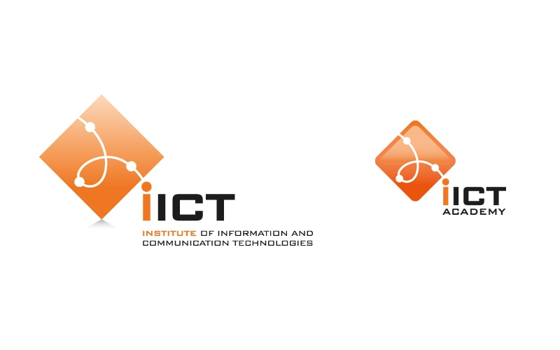 Logo iict - Institute for Information and Communication Technologies / Heig-vd