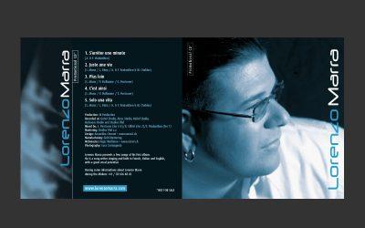 Cover CD Lorenzo Marra