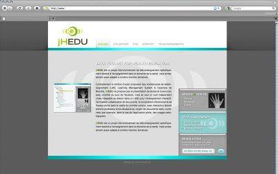 webdesign site jHEDU